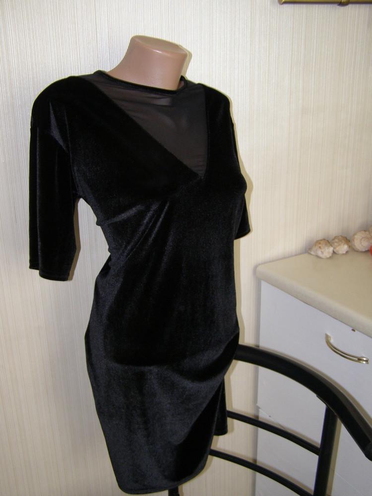 4c8b6124ae6 Missguided шикарное бархатное платье 12-размер фото №9