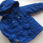 Демисезонная двухсторонняя курточка Chicco Б/у 1,5-2,5 года