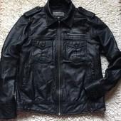 Кожаная мужская курточка Dacota р. XS