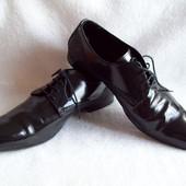 Туфли кожа змеи Kurt Geiger, размер 44.