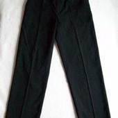 Брюки черные, длина 104, талия 78