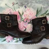 Кожаные ботинки Next  26см