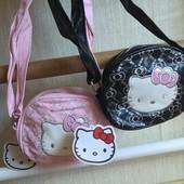 Маленькие сумочки Hello Kitty