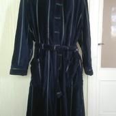 Чоловічий теплий халат