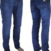 Мужские джинсы на флисе Vingvs. 29. 30. 31. 32. 33. 34. 36. 38 размер