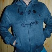 Брендовая стильная фирменная курточка  куртка пальто Fly (Флай) м-л .