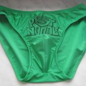 Плавки зелені ,розмір L