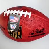 Мяч для американского футбола Wilson NFL duke game ball f1100
