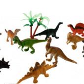 Динозавры 13 предметов Набор от Lindo