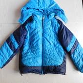 Разм.122(5-7л). Куртка деми Одягайко. В наличии.