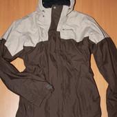 теплая куртка Columbia размер л  2 в 1