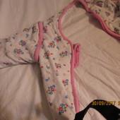 Спальник для деток от рождения и до 4 лет