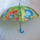 Зонтики с героями м/ф Фиксики