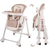 бэмби стульчик -качалка для кормления bambi 3551 dream