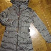 Пуховик женский р 158   S Zara Basic