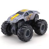 Hot Wheels Monster Jam Внедорожник джип инерционный 1:43 scale Ooff road rev tredz max-d
