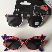 Солнцезащитные очки для модниц. Сток. Размер one size.