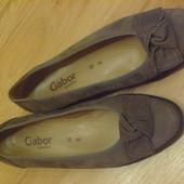 Туфли Gabor, кожа, размер 37.5, UK 5G.