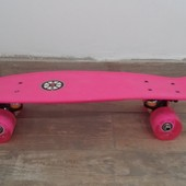 Скейт новый, колеса светятся Explore (Эксплор)