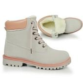 Зимние ботинки  Код-Kn-552