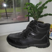 Кожаные ботинки Fretz Men Gore-tex 45 р