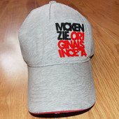 Фирменная кепка для мужчины, 56 см