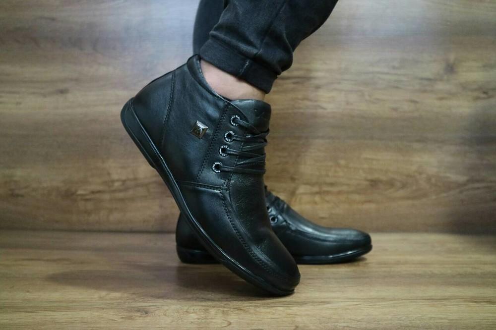 Ботинки YDG, натур. кожа на меху, р 40-45, код gavk-10463 фото №1