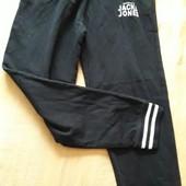 Утеплённые спортивные штаны Jack and Jones р.46-48