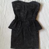 классное платье бюстье от Pull&Bear,p.M