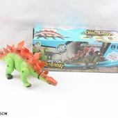 Животные 9789-59   динозавр, свет, звук, ходит
