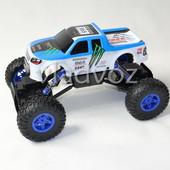 Джип на радио управлении машинка внедорожник модель Rock Crawler синий 1:14 3310