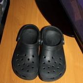 Кроксы crocs размер 4/6 23 см