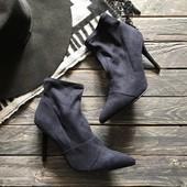 Новые ботинки чулки Next р р 38 39