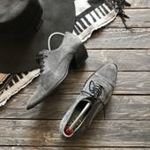 Замшевые туфли оксфорды Spice р-р 36