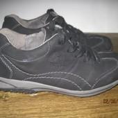 Кожаные ботинки Gabor р.36 Стелька анатомическая,вся 23.5см.