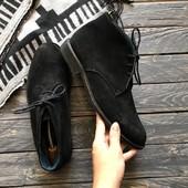 Натуральные ботинки Jack London p-p 43