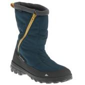 Мужские туристические зимние ботинки quechua