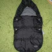 Prenatal зимний футмуф теплый конверт, чехол, чохол,мешок в автокресло