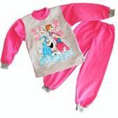 Теплые детские пижамы для девочек и подростков.
