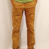 1665 Горчичные брюки Authentic 32