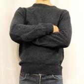 1666 Темно-синий свитер Cedar Wood State M