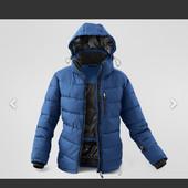 Новая мужская зимняя куртка Tchibo XL