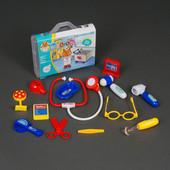 """Игровой набор """"Доктор"""" 13 предметов."""