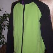 Термо куртка на флисе большой размер