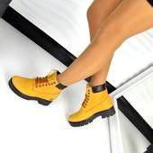 Зимние ботиночки Timberl@nd.