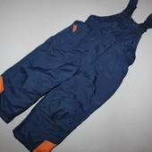 Полукомбенизон, штаны зима 4-5 лет