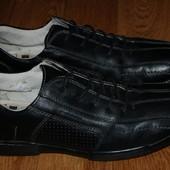 Кожаные туфли Vagabond 44 р отличное состояние