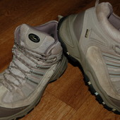Ботинки кроссовки 38 р Adidas GoreTex ClimaProof оригинал отличное состояние