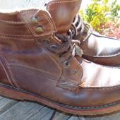Фирменние зимние ботинки бренд  Lock 43 .