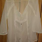 шикарная легкая блуза от Yessica,p.16-18